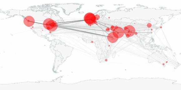 buzztracker map -- 2010-01-03