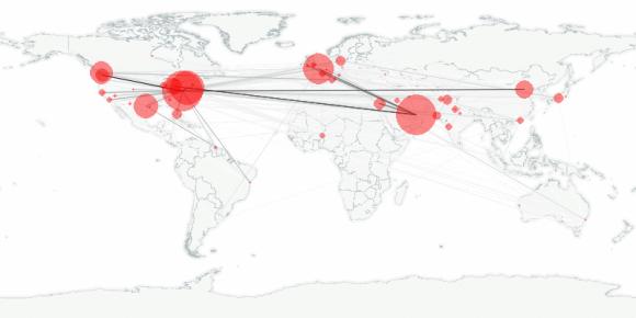 buzztracker map -- 2010-02-18