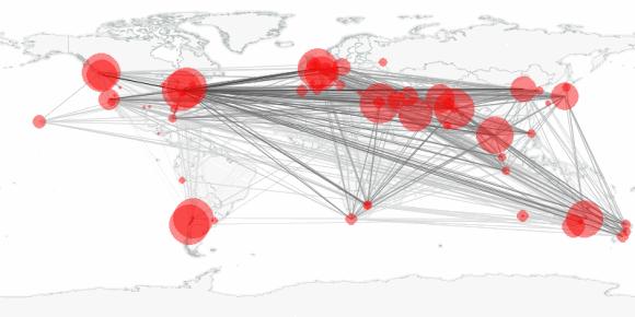 buzztracker map -- 2010-02-28
