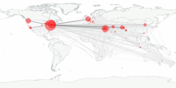 buzztracker map -- 2010-03-10
