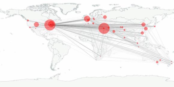buzztracker map -- 2010-03-24