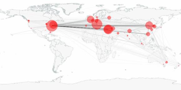buzztracker map -- 2010-03-26