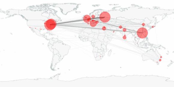 buzztracker map -- 2010-03-31