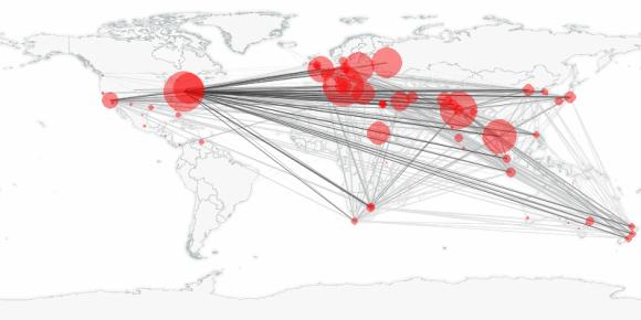buzztracker map -- 2010-04-11