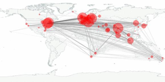 buzztracker map -- 2010-04-18