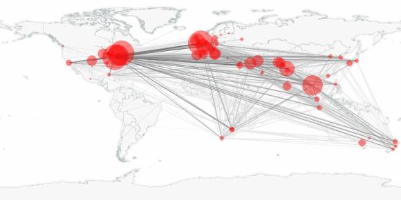 buzztracker map -- 2010-04-19