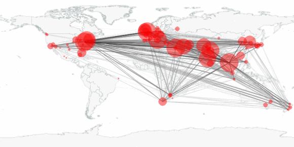buzztracker map -- 2010-04-25