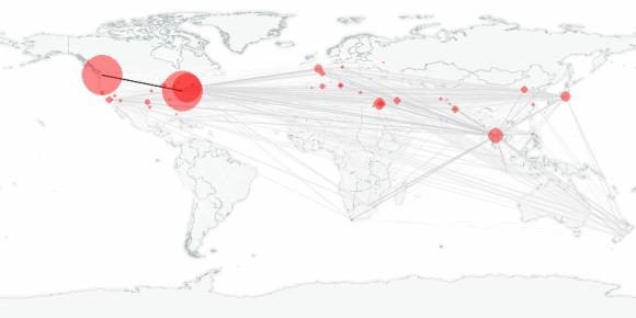buzztracker map -- 2010-04-28