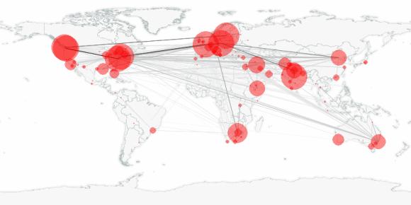 buzztracker map -- 2010-06-19