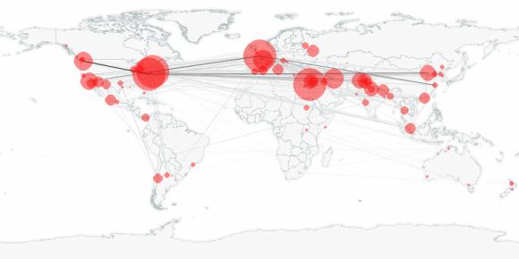 buzztracker map -- 2010-07-30