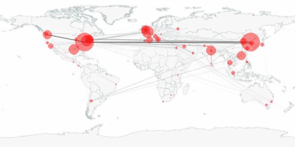 buzztracker map -- 2010-08-27