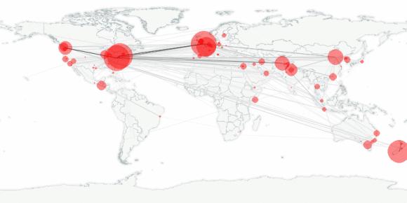 buzztracker map -- 2010-09-07
