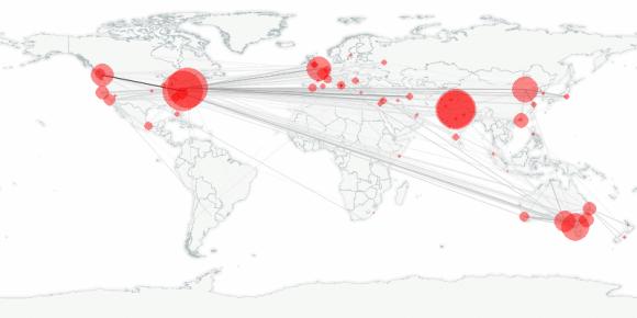 buzztracker map -- 2010-09-20