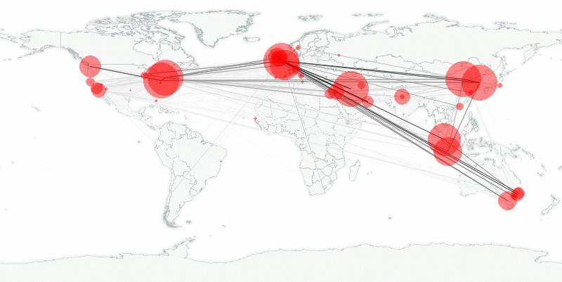 buzztracker map -- 2010-11-10