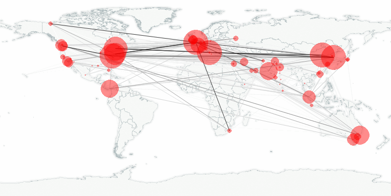 buzztracker map -- 2010-11-11