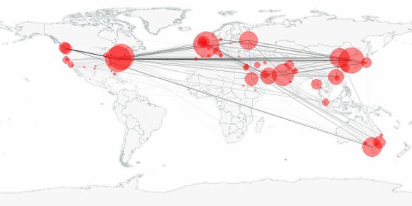 buzztracker map -- 2010-11-12