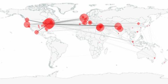 buzztracker map -- 2011-05-04
