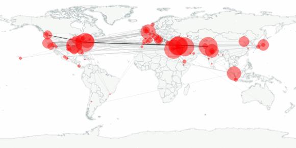 buzztracker map -- 2011-05-08