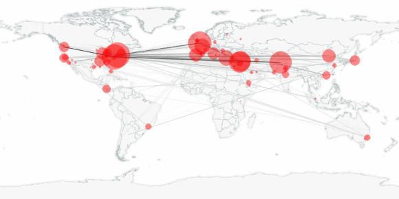buzztracker map -- 2011-05-11