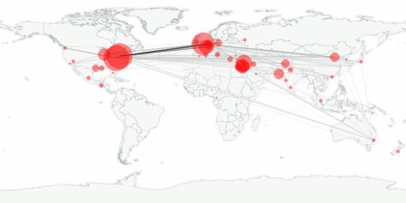 buzztracker map -- 2011-05-16