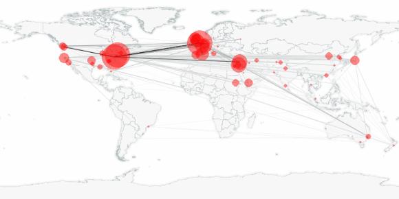 buzztracker map -- 2011-05-24